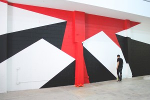 Tofer Chin, artist, contemporary art, geometric, shape, scandaleproject, scandale project,