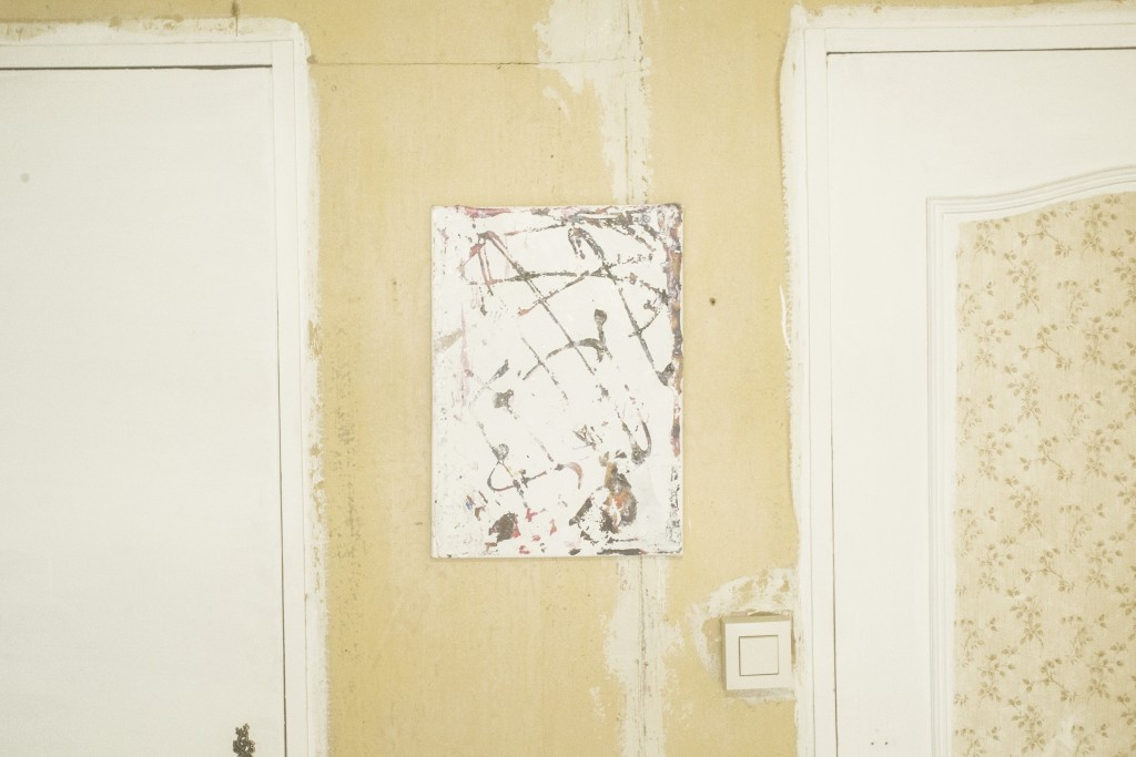 "François Patoue, SEQUENCE 3 : "" Bathroom "", @ A-T-T-I-C, scandale project, scandaleproject,"