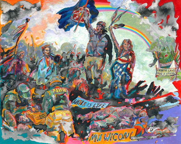 "BOOTSTRAPS, ArtHelix Gallery, ""Grassroots Art + Activism"", curated by Joe Milo, SCANDALEPROJECT, curator, visual artist, design, artist, contemporary artist, emerging artist, art installation, visual art, photography, photographer, painter, painting, art exhibition, exhibition view, creation, artist, contemporary art, art scandal project, scandale project,"